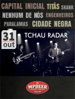 Tchau Radar - Rock Brazuca